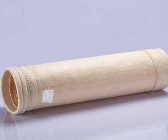 PPS覆膜针刺毡除尘滤袋